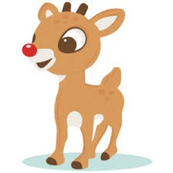 Rudolf the Red-nosed Reindeer Package