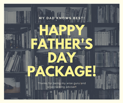 Happy Fathers Day Package